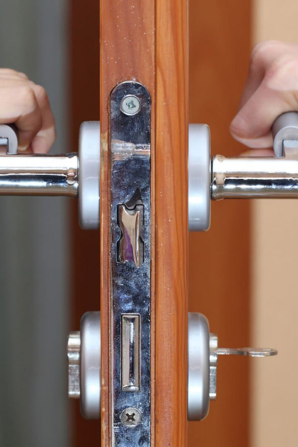 der Aufsperrer - Türschloss